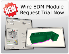 Request Trial of Wire EDM Module